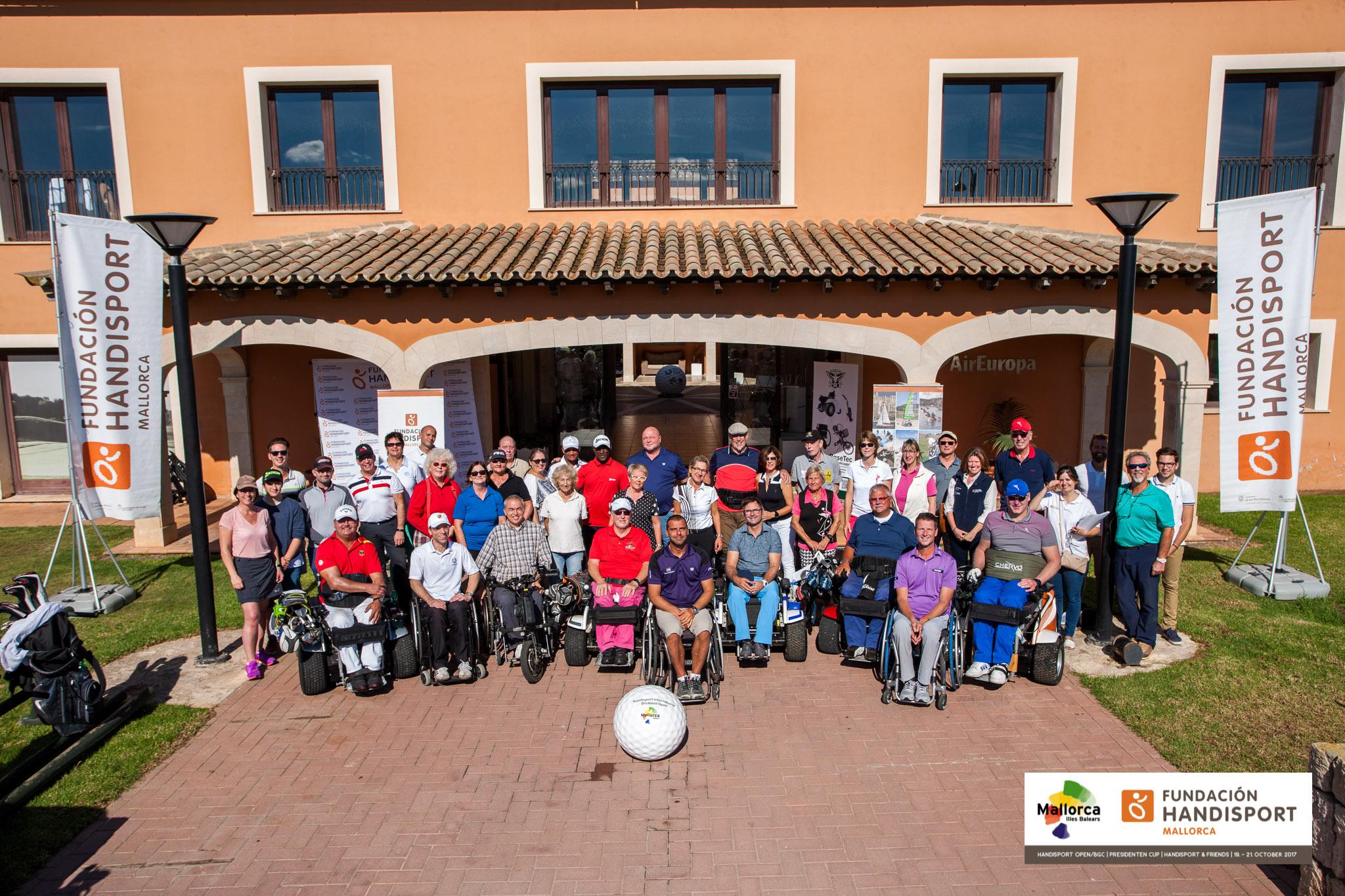 PBT unterstützt die BGC / Handisport Mallorca Open