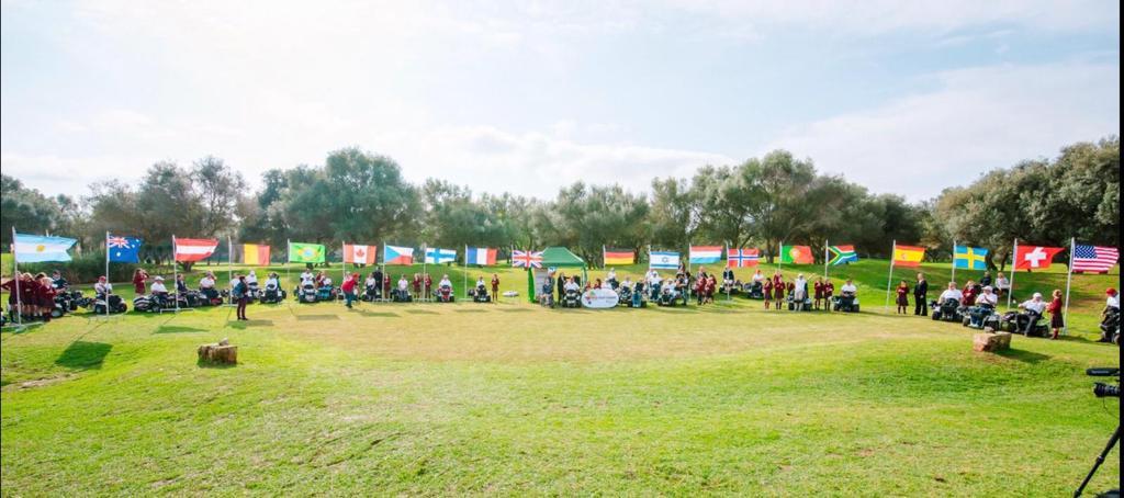 Ein Fazit & Danksagung – International Wheelchair Golf Open Championships