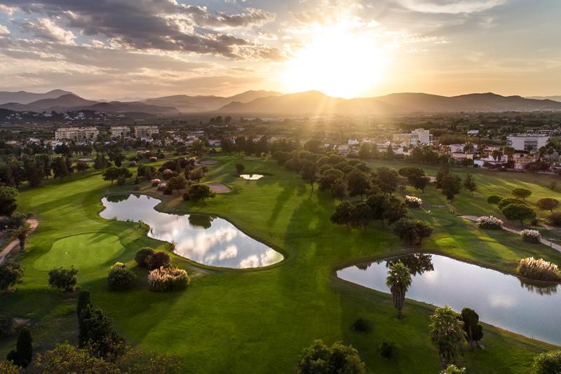 Wintertraining in der Sonne Spaniens