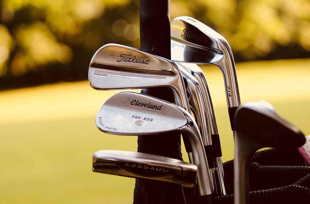 Golf unterstützt, die körperliche Inaktivität zu bekämpfen