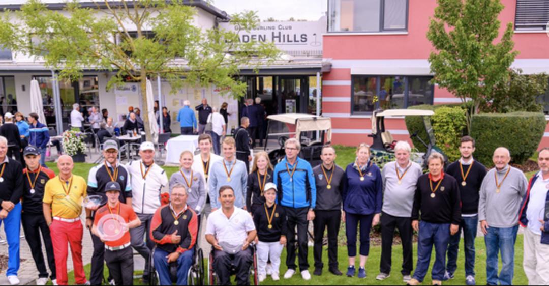 Internationale Amateurmeisterschaften der Golfer mit Behinderung im Baden Hills G&CC